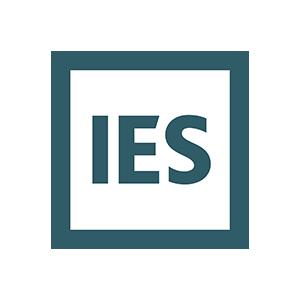 IES square logo
