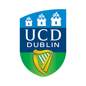 UCD square logo